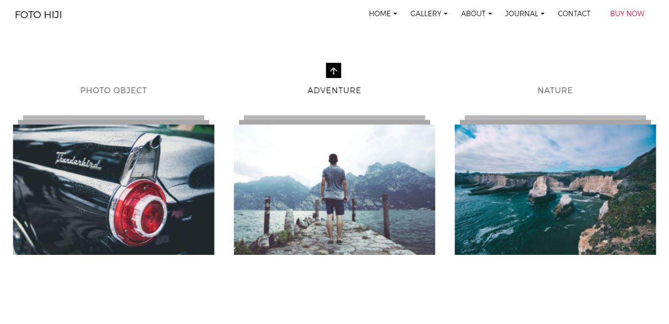 Photo Gallery Theme foto
